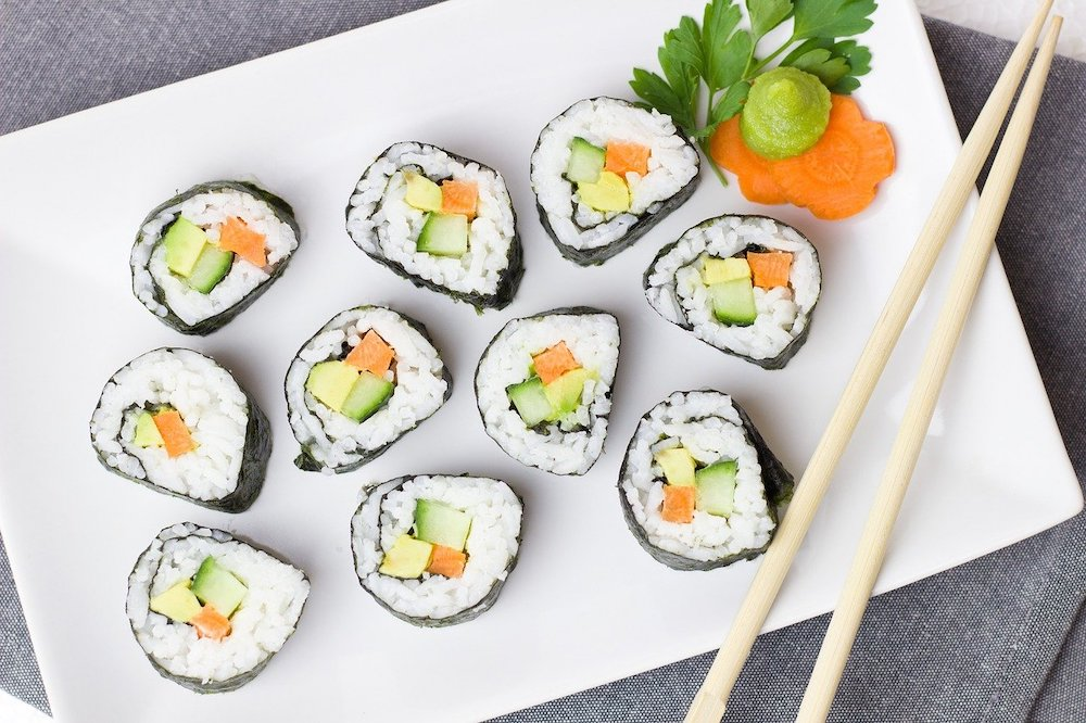 Make Sushi with Cold Rice